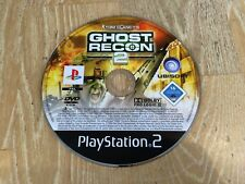 PS2 Playstation 2 PAL Spiel Tom Clancys Ghost Recon 2