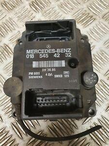 MERCEDES C180 W202 PETROL ENGIN ECU PMS 0185454232