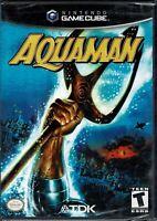Aquaman GameCube Brand New
