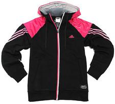 Adidas TC FZ full ZIP Jacket Hoodie l nuevo 75 € Training chaqueta Sospechosovarón chaqueta