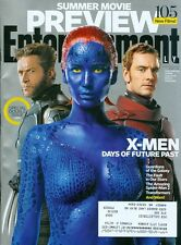 2014 Entertainment Weekly: X-Men/Guardians of the Galaxy/The Fault in Our Stars