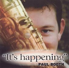 Paul Booth - Its Happening [CD]
