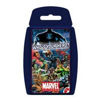 OFFICIAL MARVEL COMICS UNIVERSE TOP TRUMPS PLAYING CARD GAME NEW AND BOXED