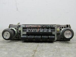 Jeep AMC J10 J20 CJ Cherokee Wagoneer AM/FM Radio OEM Vintage 3568