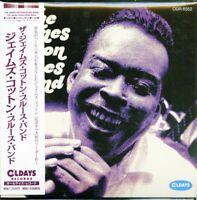 JAMES COTTON BLUES BAND-S/T-JAPAN MINI LP CD BONUS TRACK C94