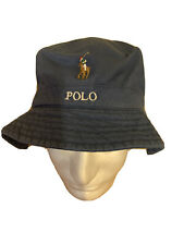 Polo Ralph Lauren hat Large / Xlarge Bucket Vintage Blue