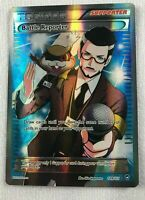 Battle Reporter FULL ART Trainer 109/111 XY Furious Fists Pokemon NM HOLO