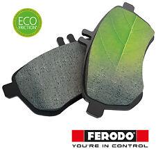 KIT 4 PASTIGLIE FRENO ANTERIORE FIAT PANDA 1.3 MULTIJET 4x4 FERODO FDB1466B
