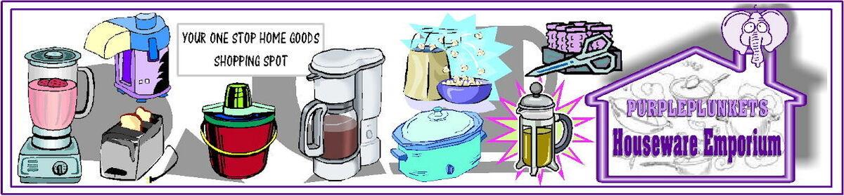 Purpleplunkets Houseware Emporium