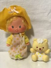 "Strawberry Shortcake ""Butter Cookie Baby with pet Jelly Bear"" Out of box"