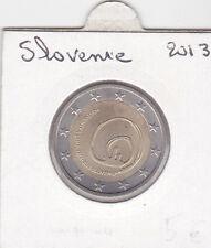 Pièces 2 euro - 2013  Slovénie