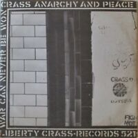 CRASS - Stations Of The Cross ~  2 x VINYL LP POSTER SLEEVE