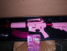 G&G Femme Fatale Pink Airsoft M4A1 FF16 Carbine