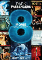 Dark Passengers: 8 Movie Collection (DVD, 2013, 2-Disc Set) - Brand New