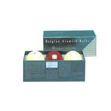 Boules de billard, billes billards francais Super Aramith Carambole 61.5mm