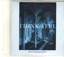 (DU24) Beat Connection , Think/ Feel Ft Chelsey Scheffe - DJ CD
