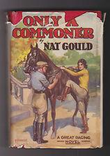 VINTAGE U.K.CRIME THRILLER.HARDCOVER IN JACKET.HORSE RACING MYSTERY.NAT GOULD