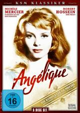 DVD Box Angelique - Die Komplette Filmreihe  [5 DVDs] (2013) Angélique - NEU