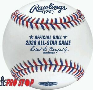 Official 2020 Rawlings ALL STAR Game Baseball LOS ANGELES DODGERS - boxed