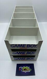 Nintendo - 1x Gameboy Vitrinen Schuber - für GB Classic Advance Color - Original