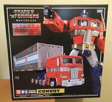 Takara Tomy Transformers Masterpiece Mp-10 Optimus Prime's Box (no figure)