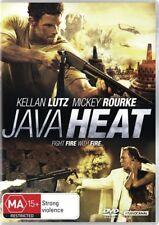 Java Heat (DVD, 2013)