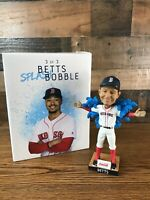 MOOKIE BETTS Boston Red Sox Splash SGA Bobblehead 9/14/18, 1 of 3 Bobble Set
