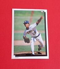 1988 Panini Baseball Sticker #431***Milwaukee Brewers***