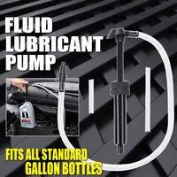 Fluid Transfer Pump Dispenser Quart Gallon Lubricant Liquid Transmission Car `,