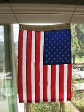 U.S. Ensign Flag from Captain's Gig USS Sampson DDG-10