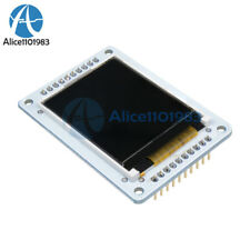 "1.8"" inch 128x160 TFT LCD Shield Module SPI serial interface For Arduino Esplora"