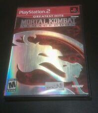 Mortal Kombat: Armageddon  (Sony PlayStation 2, 2006) Brand New Factory Sealed