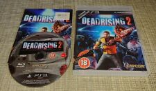 Dead Rising 2 - PS3 Playstation 3, Zombies, 3rd person, action, horror, undead