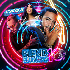 DJ TY BOOGIE - BLEND SESSIONS 10 (MIX CD) HIP-HOP AND R&B REMIXES