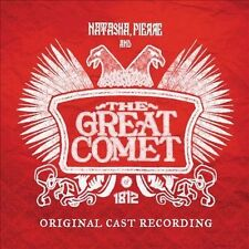 NEW Natasha, Pierre & The Great Comet of 1812 (Audio CD)