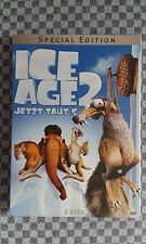 Ice Age 2 Jetzt taut's DVD Special Edition 2 DVD's im Steelbook Animation Film