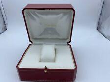 VINTAGE GENUINE Cartier watch box case COWA1018 0705008m
