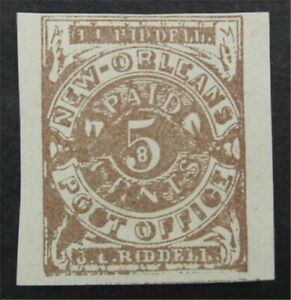 nystamps US CSA Confederate Stamp # 62x3 Mint $300   S10x1550