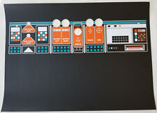 Asteroids Deluxe Screen Printed cpo from the best!