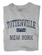 Tottenville New York NY T-Shirt EST