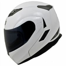 MT Flux Flip Front Motorcycle Helmet Flip Up Motorbike Crash Lid All Colours New