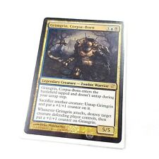 Innistrad *Myth Zombie Warrior NM* CORPSE-BORN MTG 1x GRIMGRIN