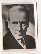 Karl Ludwig Diehl 1951 Greiling Film Star Series E Cigarette Card #43