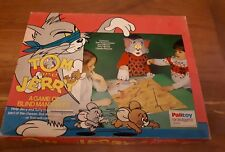 Tom and Jerry blind man's buff vintage palitoy game 028