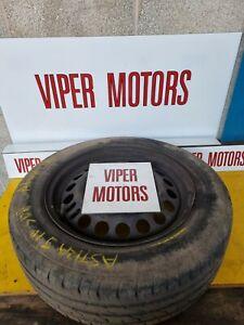 Vauxhall Astra J Mk6 16'' 16 Inch 1.3 1.4 1.6 Steel Spare Wheel & Tyre 2056016