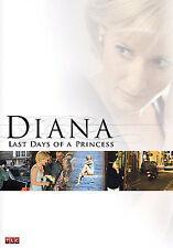 Diana: Last Days of a Princess (DVD, 2007) Brand New