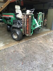 Ransomes Jacobsen Tplex 185 Diesel Triple Cylinder Ride On Mower Spares