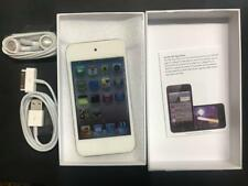 iPod touch Apple 4th Generation White (8GB) w/ Accessories + Warranty (NEW)