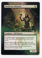 MTG Magic - ALTERED Shamane ritemort - Deathrite shaman NM MTG EN (ravnica)