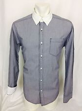 MEXX Amsterdam Fancy Dress Shirt. Men's. Large. Perfect Condition.
